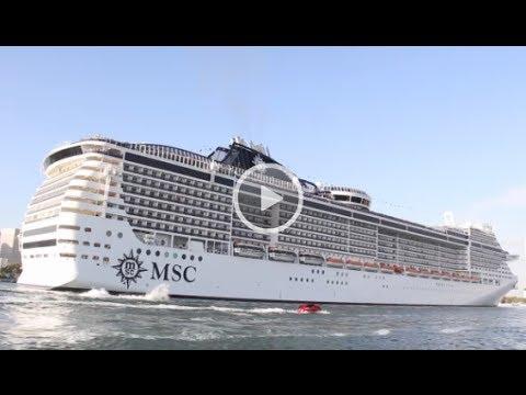 Ship Tour of MSC Divinia