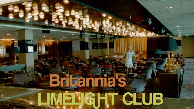 Britannia Limelight Club – Example of the line up.