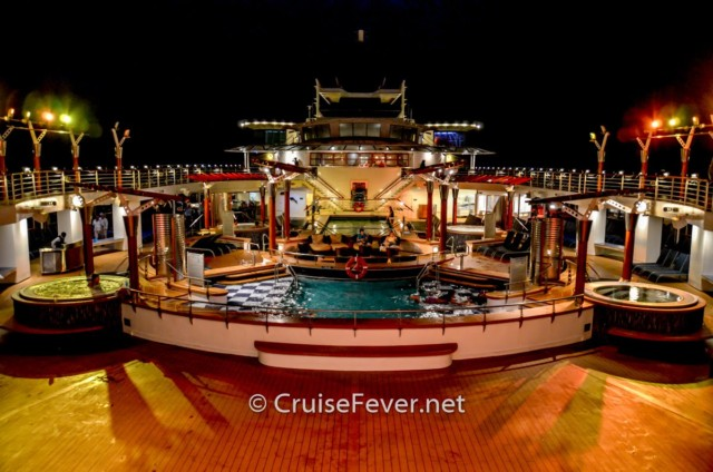 CELEBRITY CONSTELLATION – Doris Visits takes a look