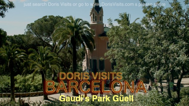 Guadi's Barcelona, Park Güell by bus and his other attractions
