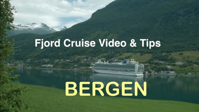 Bergen Guide, fish market, Viking ship