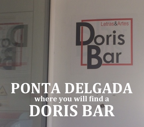 Ponta Delgada is in the Azores mid Atlantic. It has a Doris Bar.