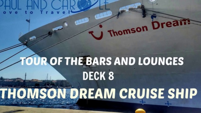 Marella Dream Ship Tour