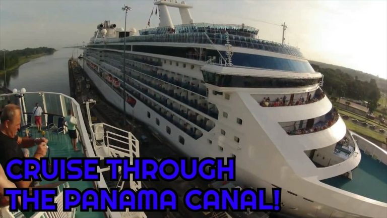 Panama Canal brief history and facts