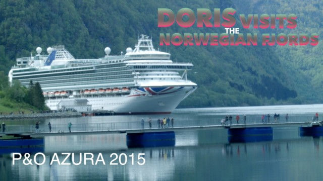 Skjolden A Firm Baltic Cruise Favourite Doris Visits - Baltic cruises 2015