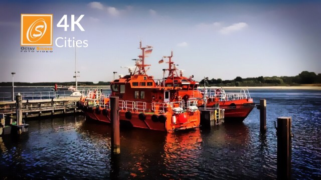 Travemunde & Lübeck Guide and film, Baltic Cruise destination
