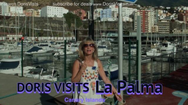 La Palma, Doris Visits Santa Cruz in the Canary Islands