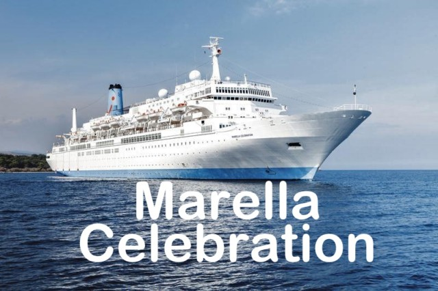 Marella Celebration – the ship