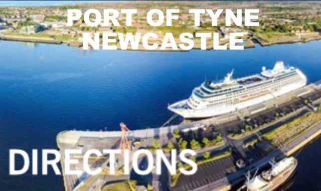 Marella Cruises home port is Newcastle