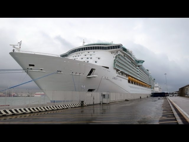 Ship tour, Liberty Of The Seas, by Mogens for Doris Visits