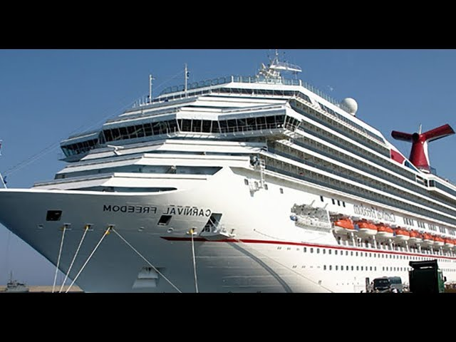 Carnival Freedom – 2018 tour