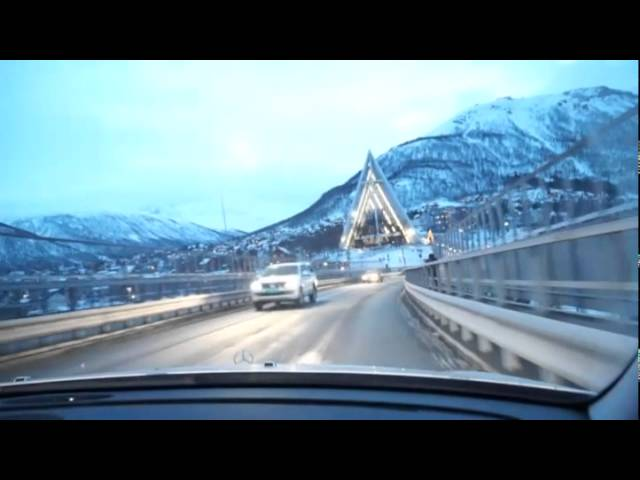 Tromso, Norway's most northernly city