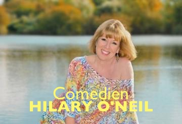 Funny Lady! Comedian Hilary O'Neil