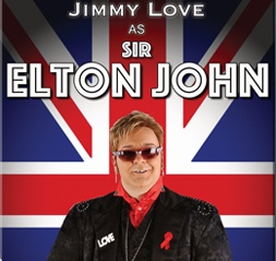 Jimmy Love is Elton John all at sea