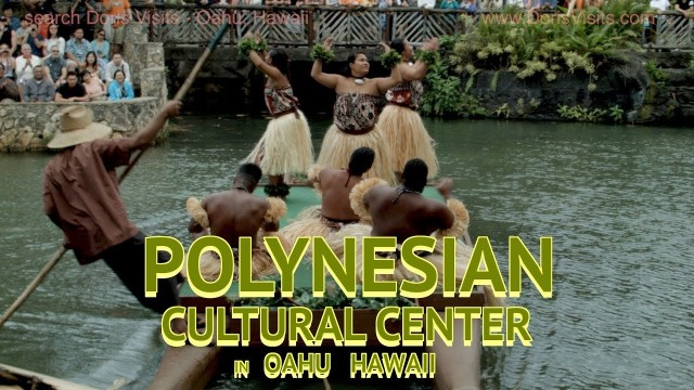 Oahu, Hawaii – family day out at the Polynesian Cultural Centre