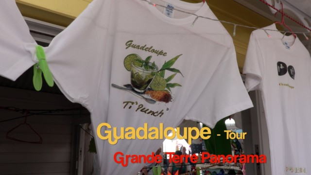Guadeloupe, ship excursion – Grande Terre Panoramic