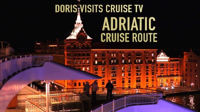 Adriatic Cruise Route – the Venice back to Southampton Cruise