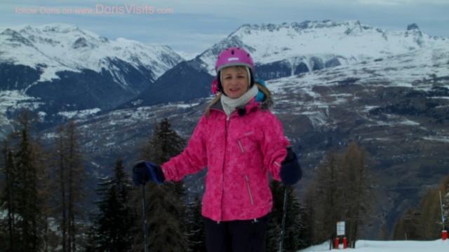Ski Les Arcs, France – see our film in the snow. Les Arcs, La Plagne, Paradiski