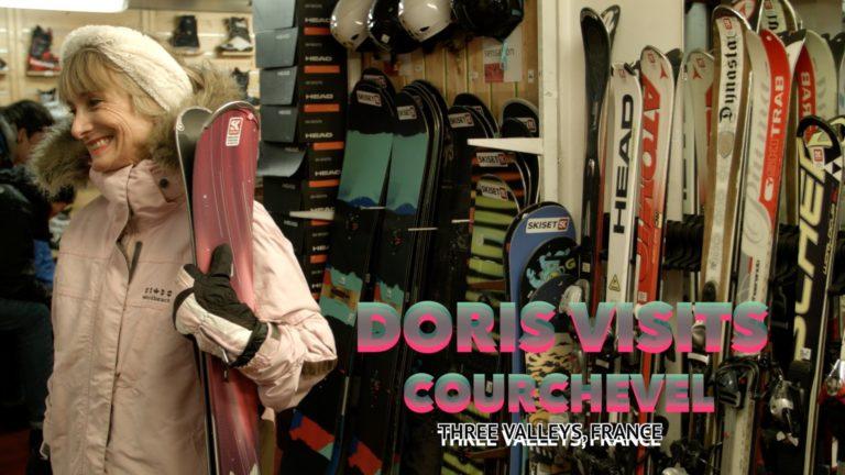 Ski Courchevel, gateway to Les Trois Vallees, France