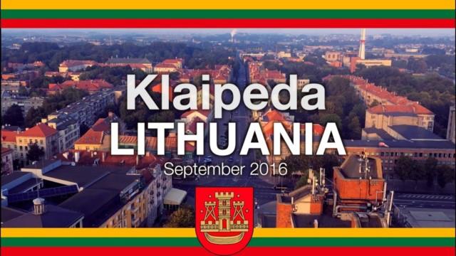 Klaipeda, Lithuania on a Baltic Cruise