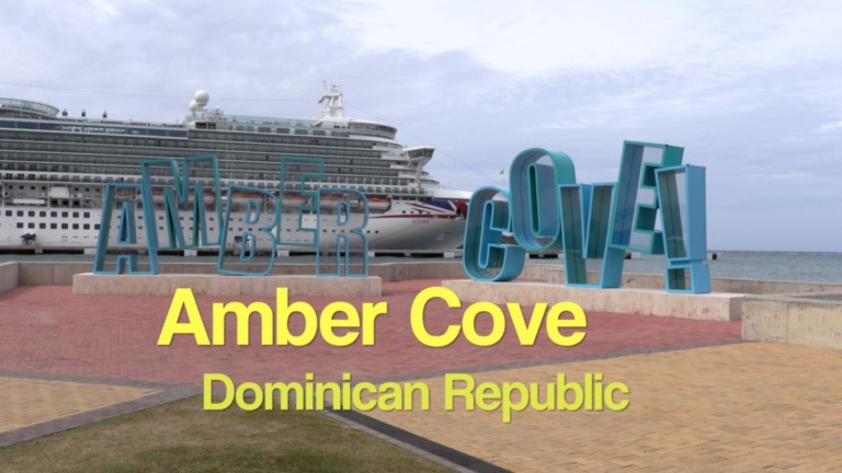 Amber Cove is a purpose built cruise resort built by Carnival