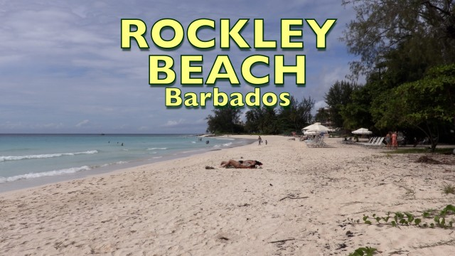 Rocky Beach, Barbados. Quieter than Carlisle Bay, and maybe cheaper!