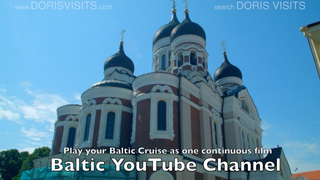 Doris Visits BALTIC CRUISE YouTube Channel