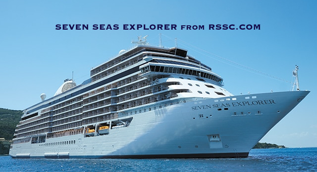 SEVEN SEAS EXPLORER, said to be the most luxurious ship ever built – explained