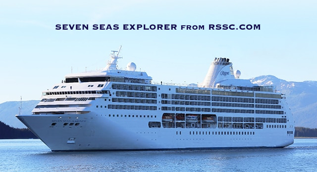 Passenger area tour of the Seven Seas Mariner – all inclusive luxury cruising