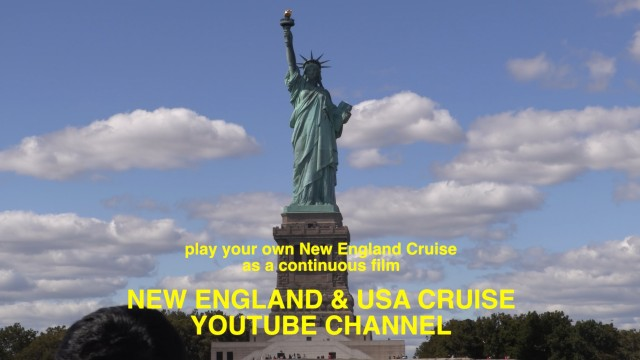 New England YouTube Channel – inc Canada to New York to Charleston to Bermuda