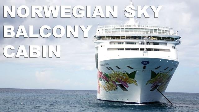 Norwegian Sky – Standard Cabin