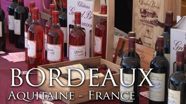 Bordeaux is famous for ……