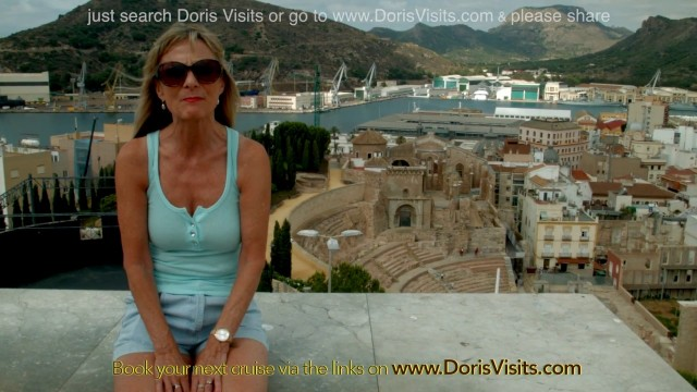 Cartagena City Guide, Jean's video report for Doris Visits