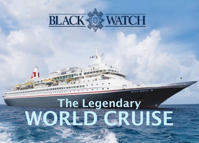 What is a world cruise? Is it something very special?