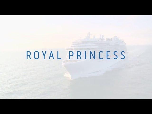 Royal Princess – Guests 3,560 Crew 1,346 Built 2013