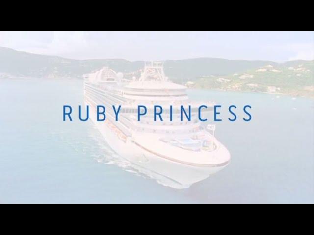 Ruby Princess – sister ship to the Azura and Ventura