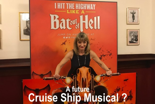 Bat Out Of Hell – West End Review – A future cruise ship musical ?