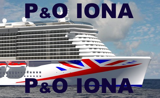 New P&O IONA. IONA Ship chat site here