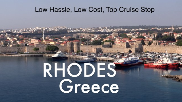 Rhodes – Greek Islands Cruise GUIDE TO OLD TOWN