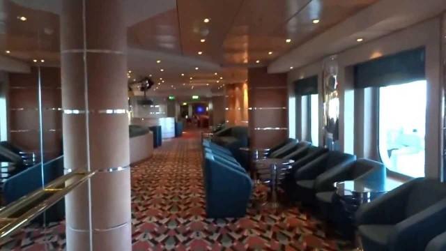 MSC OPERA – 2,679 guests on 9 long passenger decks