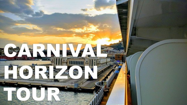 Carnival Horizon will home port at Miami