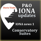IONA update – conservatory suites and colour chart