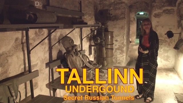 Tallinn Under ground – the secret tunnels under the old town