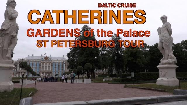 Catherine Palace Park & Gardens, St Petersburg, Russia