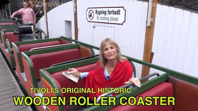 Copenhagen – Tivoli's Wooden Roller Coaster – a worldwide classic