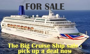 SHIPS FOR SALE – who will buy these dearly loved older ships fancy one of the many?