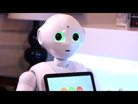 Why cruisers need to know about robots – meet Pepper