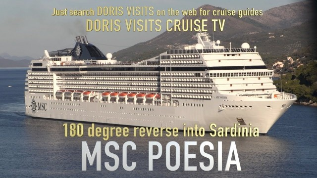 MSC POESIA uses 6 languages on board