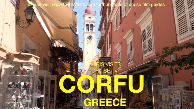 CORFU destination guide