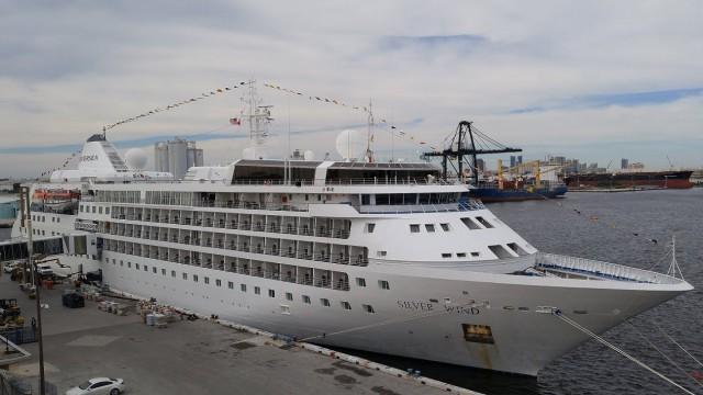 Silversea Cruises Silver Wind – small ship – full tour